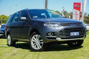 2014 Ford Territory SZ MkII TS Seq Sport Shift Grey 6 Speed Sports Automatic Wagon Wangara Wanneroo Area Preview