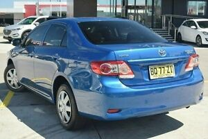 2012 Toyota Corolla ZRE152R MY11 Ascent Blue 4 Speed Automatic Sedan Thornleigh Hornsby Area Preview