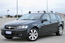 2009 Holden Commodore VE MY09.5 International Sportwagon Black 4 Speed Automatic Wagon Midland Swan Area Preview