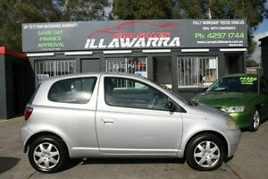 2003 Toyota Echo NCP10R 4 Speed Automatic Hatchback Barrack Heights Shellharbour Area Preview