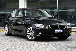 2012 BMW 320D Black Sports Automatic Sedan St James Victoria Park Area Preview