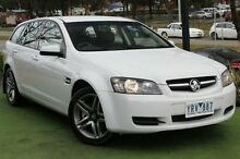 2009 Holden Commodore VE MY10 Omega Sportwagon White 6 Speed Sports Automatic Wagon Berwick Casey Area Preview