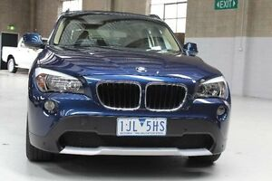 2012 BMW X1 E84 sDrive20d Blue Sports Automatic Wagon Knoxfield Knox Area Preview