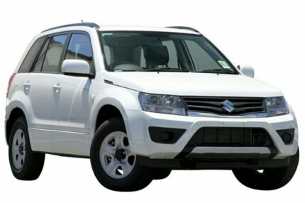 2014 Suzuki Grand Vitara JT MY13 Urban (4X2) 4 Speed Automatic Wagon Australia Australia Preview