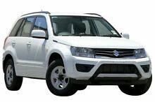 2014 Suzuki Grand Vitara JT MY13 Urban (4X2) 4 Speed Automatic Wagon Australia Australia Preview