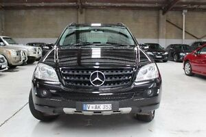 2006 Mercedes-Benz ML350 W164 Black Sports Automatic Wagon Knoxfield Knox Area Preview