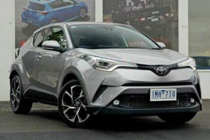2017 Toyota C-HR NGX50R Koba S-CVT AWD Grey 7 Speed Constant Variable Wagon Ferntree Gully Knox Area Preview