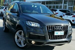 2014 Audi Q7 4L MY15 TDI Tiptronic Quattro Grey 8 Speed Sports Automatic Wagon Pearce Woden Valley Preview