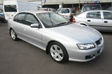 2006 Holden Commodore VZ MY06 SVZ Silver 4 Speed Automatic Sedan Kingsville Maribyrnong Area Preview