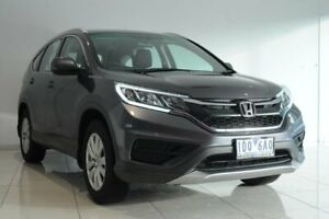 2014 Honda CR-V RM MY15 VTi Grey 5 Speed Automatic Wagon Strathmore Heights Moonee Valley Preview