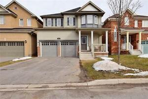 Stunning 4+1 Bdrm Home Has Beautiful Hardwood Floors *WHITBY*