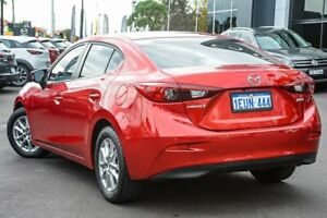 2015 Mazda 3 BM5278 Touring SKYACTIV-Drive Red 6 Speed Sports Automatic Sedan Bayswater Bayswater Area Preview
