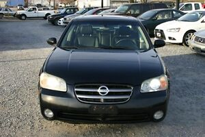 2002 Nissan Maxima 6Speed *E-Tested *Remote Starter