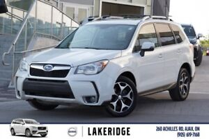 2016 Subaru Forester XT Touring FULLY LOADED $205 bi-weekly