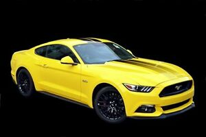 2017 Ford Mustang FM MY17 GT Fastback SelectShift Triple Yellow 6 Speed Sports Automatic Fastback Woodbridge Swan Area Preview