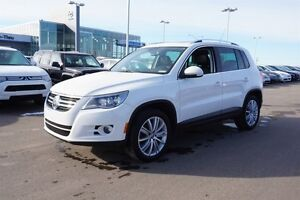2009 Volkswagen Tiguan 2.0T HIGHLINE Leather,  Heated Seats,  A/