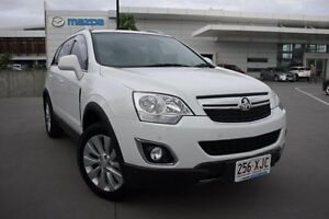 2015 Holden Captiva CG MY15 5 LT White 6 Speed Sports Automatic Wagon Maroochydore Maroochydore Area Preview
