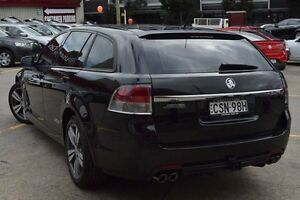 2013 Holden Commodore VF SS Black 6 Speed Automatic Sportswagon Homebush Strathfield Area Preview