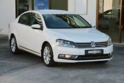 2012 Volkswagen Passat Type 3C MY12.5 125TDI DSG Highline Candy White 6 Speed Tweed Heads South Tweed Heads Area Preview
