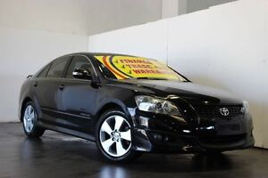 2007 Toyota Aurion GSV40R Sportivo SX6 Black 6 Speed Sequential Auto Sedan Underwood Logan Area Preview