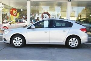 2011 Holden Cruze JH Series II MY12 CD Silver 5 Speed Manual Hatchback Somerton Park Holdfast Bay Preview