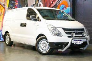 2012 Hyundai iLOAD TQ2-V MY12 Crew Cab White 5 Speed Automatic Van Northbridge Perth City Area Preview