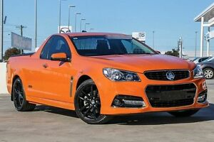 2013 Holden Ute VF MY14 SS V Ute Orange 6 Speed Manual Utility Gymea Sutherland Area Preview