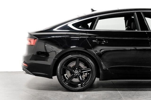 Image 9 Voiture Européenne d'occasion Audi A5 2018