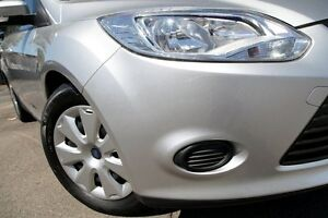 2012 Ford Focus LW MK2 Ambiente Silver 6 Speed Automatic Hatchback Dee Why Manly Area Preview