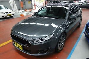 2015 Ford Falcon FG X XR6 Turbo Smoke 6 Speed Sports Automatic Sedan Maryville Newcastle Area Preview