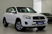 2010 Toyota RAV4 ACA33R MY09 CV White 4 Speed Automatic Wagon Myaree Melville Area Preview