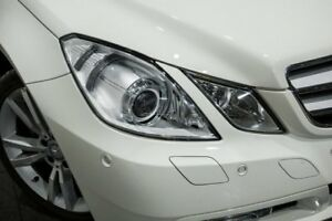 2012 Mercedes-Benz E250 CDI C207 MY12 BlueEFFICIENCY 7G-Tronic + Avantgarde White 7 Speed