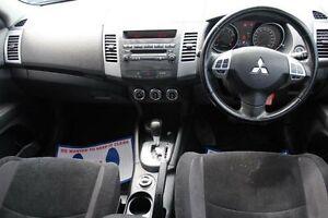 2012 Mitsubishi Outlander ZJ LS (4x4) Bronze Continuous Variable Wagon Hamilton Newcastle Area Preview