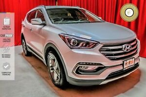2017 Hyundai Santa Fe Sport HEATED STEERING WHEEL! HEATED SEATS!