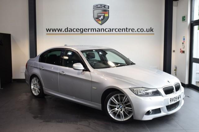 2009 09 BMW 3 SERIES 3.0 330D M SPORT 4DR AUTO 241 BHP DIESEL