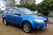 2011 Subaru Forester S3 MY12 S-EDITION AWD Blue 5 Speed Sports Automatic Wagon Ormeau Gold Coast North Preview