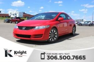 2009 Honda Civic Cpe EX-L **PST PAID LEATHER**
