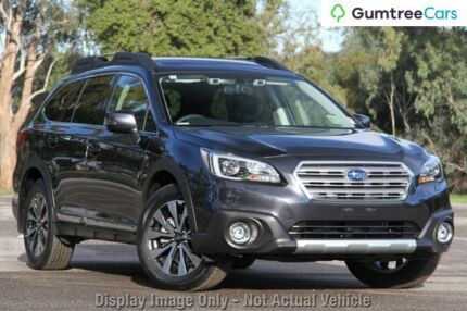2017 Subaru Outback B6A MY17 3.6R CVT AWD Dark Grey 6 Speed Constant Variable Wagon Wangara Wanneroo Area Preview