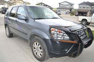 2006 Honda CR-V EX AWD with Almost new Tires