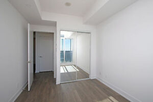 Brand new Large 1 Bedroom+Den Unit
