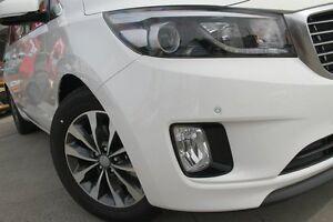 2016 Kia Carnival YP MY17 SLi White 8 Speed Automatic Wagon Waitara Hornsby Area Preview