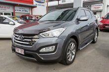 2013 Hyundai Santa Fe DM MY13 Elite Titanium Silver 6 Speed Sports Automatic Wagon Cleveland Redland Area Preview
