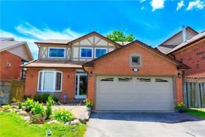 Detached 2-Storey house in Pickering, ON.