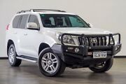 2010 Toyota Landcruiser Prado KDJ150R VX 5 Speed Sports Automatic Wagon Myaree Melville Area Preview