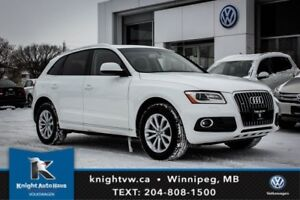 2014 Audi Q5 Quattro w/ Leather/Sunroof