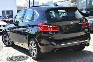 2016 BMW 225I F45 Luxury Line Active Tourer Black 8 Speed Sports Automatic Hatchback Victoria Park Victoria Park Area Preview