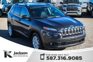 2015 Jeep Cherokee North - Touchscreen, Heated Seats