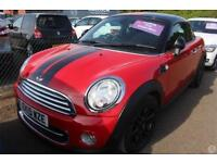 Mini Coupe Cooper 1.6 3dr Chili Pack