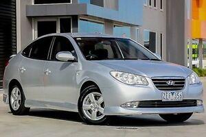 2007 Hyundai Elantra HD SLX Silver 5 Speed Manual Sedan Pakenham Cardinia Area Preview