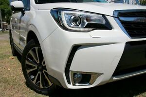2016 Subaru Forester MY16 2.0XT Premium White Continuous Variable Wagon Zetland Inner Sydney Preview